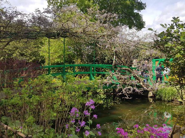 Monets Brücke