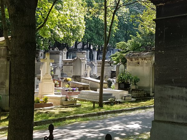 Pariser Nordfriedhof