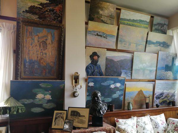 Monets Bilder